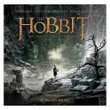 The Hobbit The Desolation Of Smaug  2 CD - Soundtrack